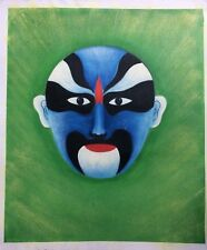 """Face Paint ART OIL PAINTING 20x24"""""""