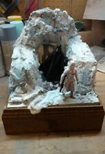 Star Wars Empire Strikes Back Echo Base Custom Diorama and Playset.