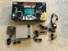 Nintendo NES Konsole In OVP Europa Version + 1 Spiel