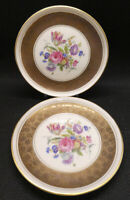 Two Rosenthal Kronach-Germany pin/nut dishes
