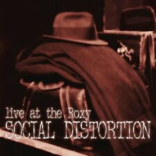 Social Distortion - Live At The Roxy [New Vinyl]