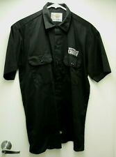 Whitesnake Band REAL CREW World Tour Issued Medium Dickies Shirt SS2