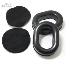 Comfort Gel Undercut Ear Seals for David Clark ASA Aviation Headsets with Cover