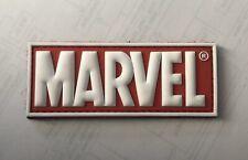 Marvel Logo PVC Morale Patch