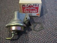 "41375 NEW NOS ""Made in USA"" Standard Fuel Pump - M60142 - 80-83 Jeep AMC GM 2.5L"