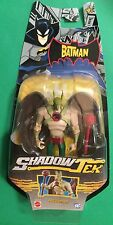 "Shadow Tek HAWKMAN 6"" action figure 2007 THE BATMAN Mattel JUSTICE LEAGUE new"
