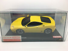 Kyosho Mini-Z Ferrari F360 Modena Yellow Autoscale Body Hard To Find
