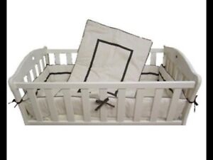 New Baby Doll Bedding Set Hotel Style Cradle