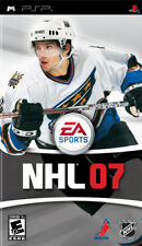 NHL 2007 PSP New Sony PSP