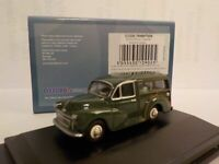 Model Car, Morris Traveller, Green, 1/76 New