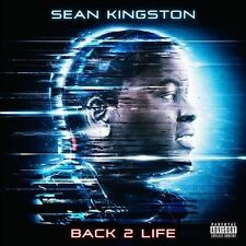 Back 2 Life [PA] by Sean Kingston (CD, Dec-2013, Epic)