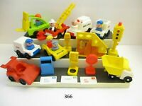 Vintage Little People, Cars, Furniture- CHOOSE-FP Shipping Discount on Multiples