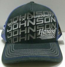 Jimmie Johnson 7 Time Nascar 2016 Championship Hat From CFS - 7X Champ Free Ship