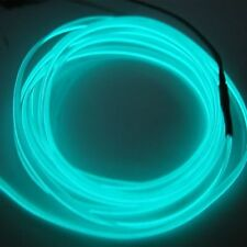 Ice Blue 6.5ft Panel Gap Neon Lamp Strip Decorative Atmosphere OLED Cold EL