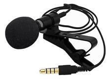 Tonor Lavalier Omnidirectional Lapel Mic Mini Microphone for Smartphones