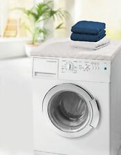 Waschmaschinen-Abdeckhaube 60x60cm Waschmaschinenbezug Abdeckung Trockner Bezug