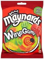 Maynard's Wine Gums  pack of 6  130 g Bags