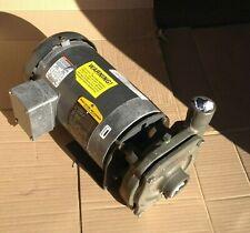 Baldor 3ph 2hp 3450rpm Motor JM3555 Mit Ampco Pumpe Enganliegend - Beide