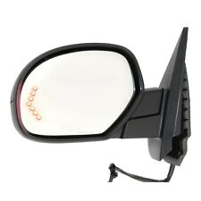 Power Mirror For 2007-2014 Chevrolet Tahoe Left Power Fold Heated With Memory