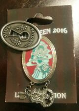 Disney Wdw 2016 Halloween haunted Mansion keyhole series the Bride le 5000 pin
