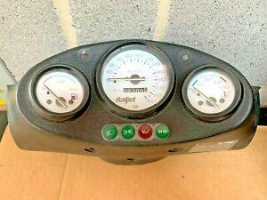 Italjet Formula 125 Km/h Speedometer Clocks