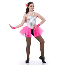 Jazz Tap Frenchie ACRO Dance Costume Child 6x7 - Closing Business