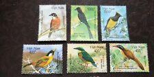 Vietnam 2000 : Birds - Good Set of Very Fine MNH Stamps