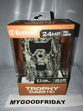 Bushnell Trophy Cam HD 1080P 24 MP Trail Camera Low Glow Infrared LEDS *Sale