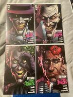 Set of All 5 Batman The Three Jokers #3 Premium Variant Covers~🤡