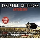 Various Artists - Essential Bluegrass Anthology (2008)