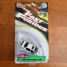***VERY RARE*** The Fast And The Furious Series #5 1:64 Set