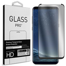 Case Friendly 9H Tempered Glass Screen Protector for Samsung Galaxy S8 Plus