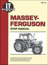Massey Ferguson MF383 MF390 MF390T MF398 Tractor Service Repair Workshop Manual