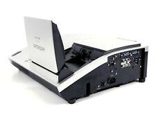 Hitachi CP-A52 3LCD Projector Ultra Short-Throw HD 1080i HDMI-adapter bundle