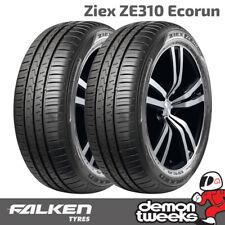 2 x 185/60/15 88H (1856015) XL Falken Ziex ZE310 Ecorun Performance Tyres