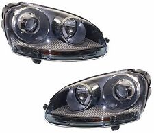 2005-10 VOLKSWAGN JETA SEDAN/GTI/06-09 RABBIT HEADLIGHT XENON LEFT & RIGHT