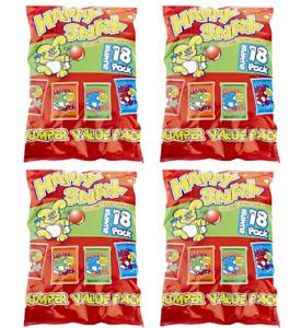 Happy Snax Snacks Crisps Retro Crisps Old School Kids Treat Bumper Pack. 36/72