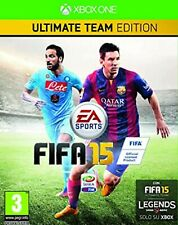 FIFA 15 Ultimate Team Edition XBOX 1 Video Juego original de Reino Unido One versión