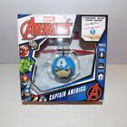 Marvel Avengers Captain American Flying UFO Ball Helicopter