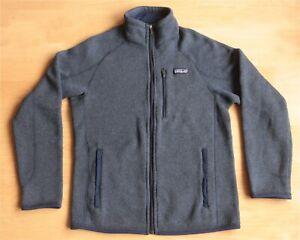 Patagonia Fleece Zip Jacket Size: Small
