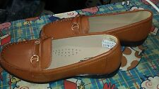 Ladies Cushion Walk Light Brown Casual shoes UK Size 5EEE