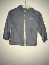 London Fog light waterproof jacket Size 6 (gray) 0318*8