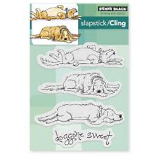 """Stempel """"Doggone Sweet"""" Penny Black, Cling Stamp, Hunde"""