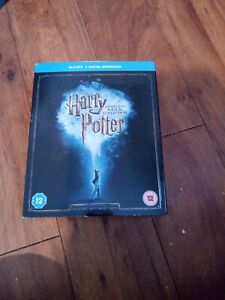 Harry Potter Complete 8-film Collection Blu-Ray 2001-2011 16 Disc Set