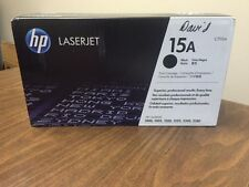 HP LASER JET 15A BLACK CARTRIDGE