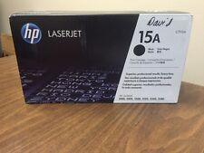 HP LASER JET 15A BLACK CARTRIDGE