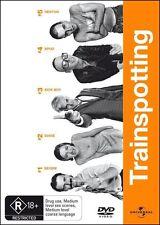 TRAINSPOTTING (Ewan McGREGOR Ewen BREMNER Robert CARLYLE) Drama DVD Region 2 & 4