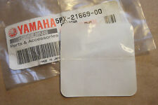 YAMAHA XV1700 ROAD STAR  XV17  GENUINE HEADLAMP / FENDER SEAL - # 5PX-21669-00