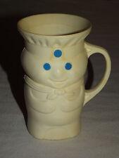 VINTAGE 1979 PILLSBURY DOUGHBOY PLASTIC MUG CUP