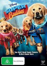 Super Buddies NEW R4 DVD